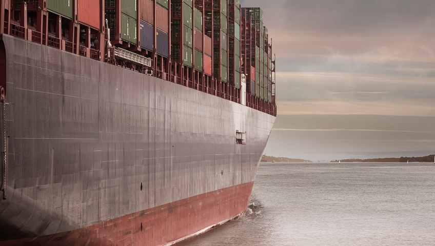 Container ship, services, ocean freight, Delta-Stallion Internationale Transport GmbH